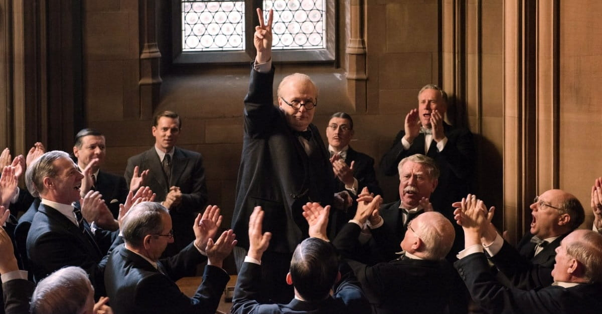 <i>Darkest Hour</i> Joins <i>Dunkirk</i> as Compelling WWII Cinema This Year