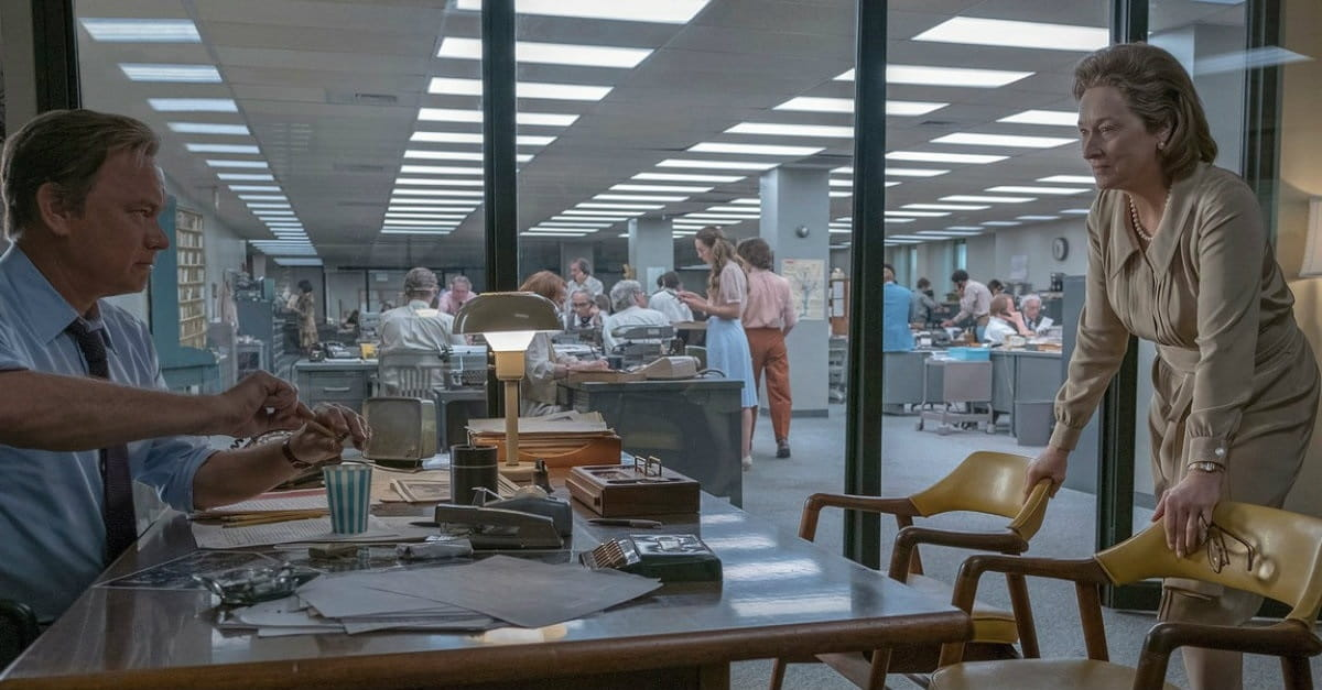 <i>The Post</i> Speaks Boldly to Current Events with Its 1971 Storyline
