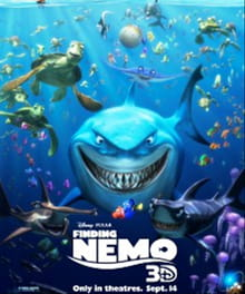 <i>Finding Nemo 3D</i>: Save Money, Watch 2D DVD in HD Instead
