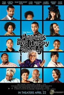 Madea's Welcome Worn Out in <i>Big Happy Family</i>
