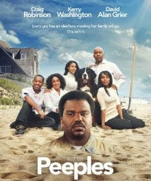 Sexual Content, Thin Story Mar Otherwise Enjoyable <i>Peeples</i>