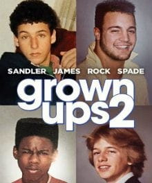 Nothing Grown Up - or Funny - about <i>Grown Ups 2</i>