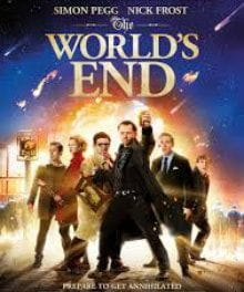 Avoid <i>The World's End</i> if You Take Your Movies Clean with a Message
