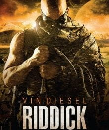 Vin Diesel's <i>Riddick</i> Not Fast, Not Furious, and Not Much Fun