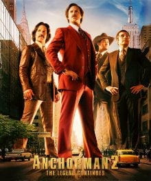 News Flash: <i>Anchorman 2</i> Full of Laughs