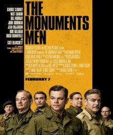 <i>The Monuments Men</i> is an Entertaining, Skilled Throwback
