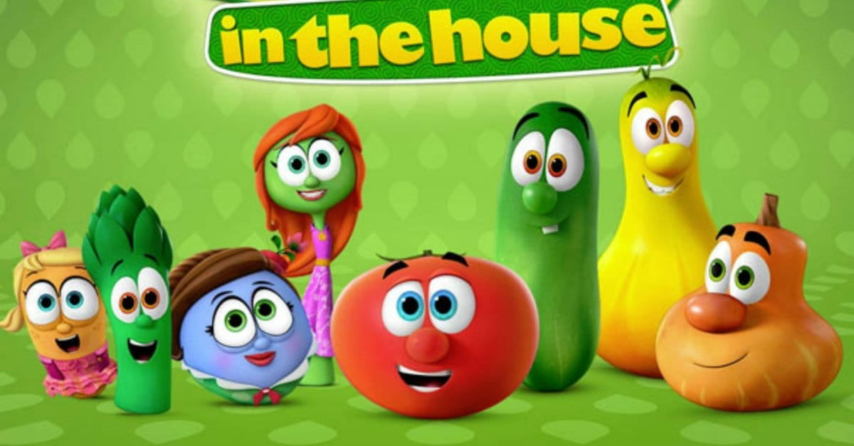 <i>VeggieTales in the House</i>, But is God?