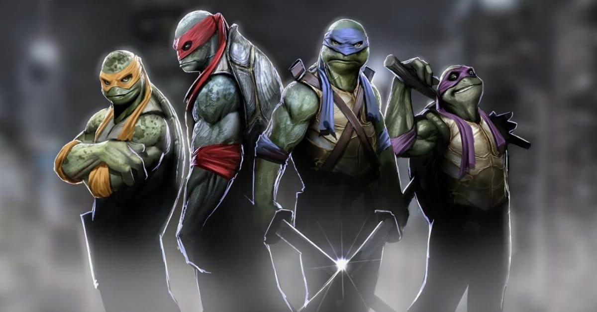 Cowabunga! <i>Turtles</i> Shells Out Action + Attitude