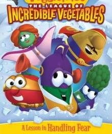 <i>League of Incredible Vegetables</i> Defines Heroes as Those Who Trust God
