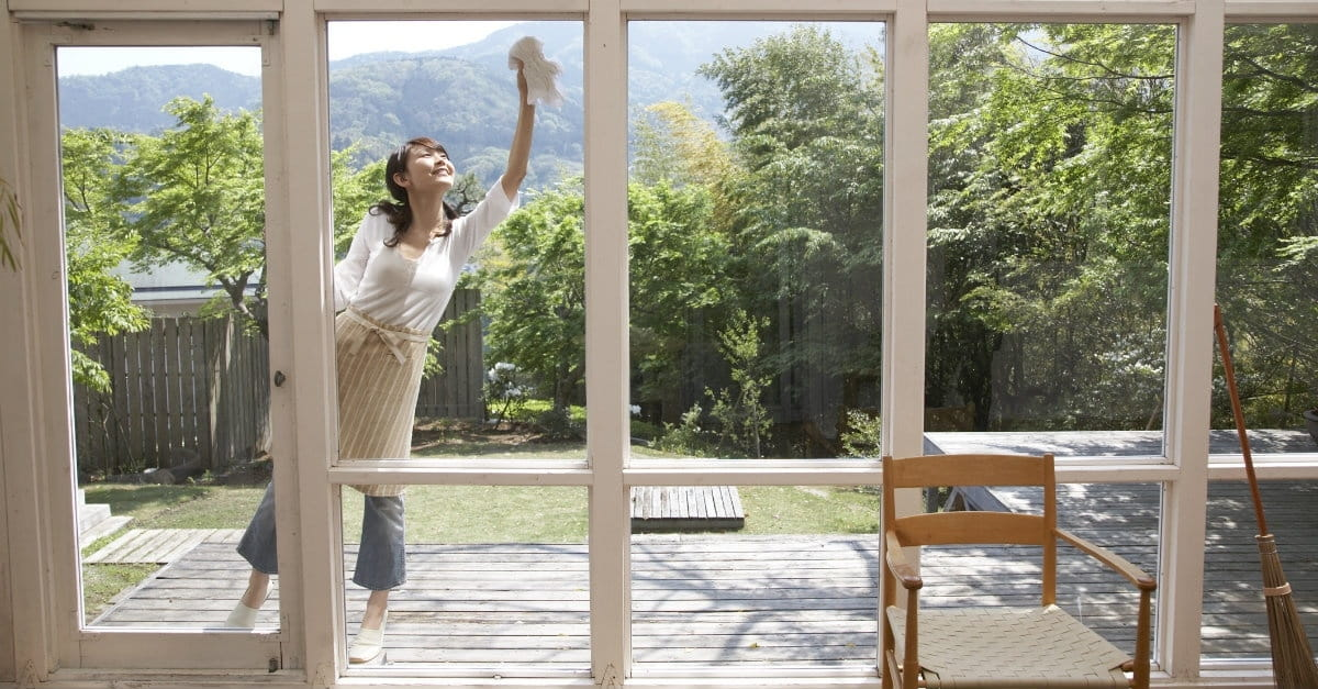 3 Things a Clean Home Does for Your Spirit