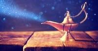 3. Genie in a Bottle Jesus