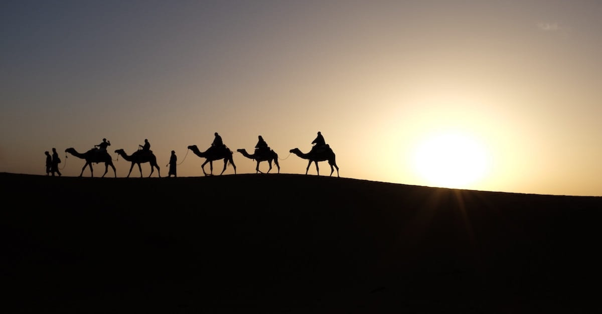 Myth #5: They came from Persia, India, and Africa