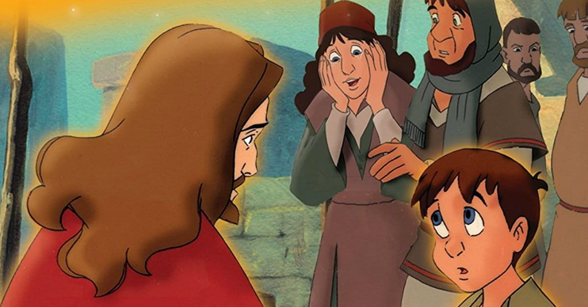 10. Animated Stories from the New Testament