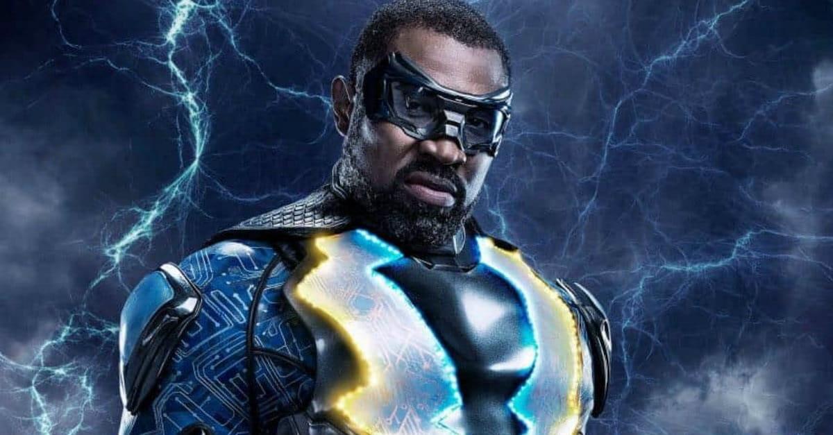 'Black Lightning' Star Discusses Faith on Set