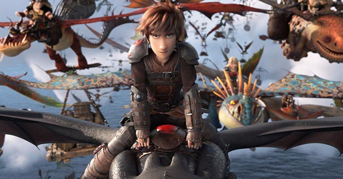 6. <em>How to Train Your Dragon: The Hidden World</em> (Hulu)