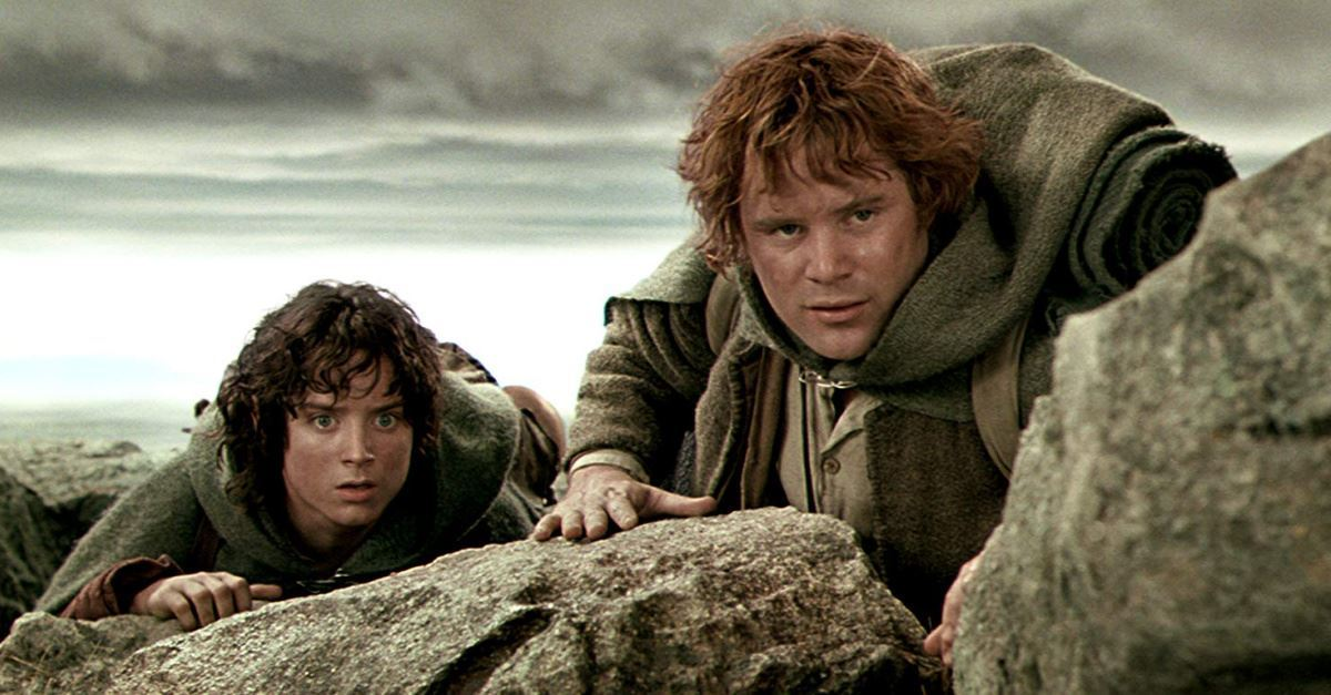 2. <em>The Lord of the Rings</em> Movies (Netflix)