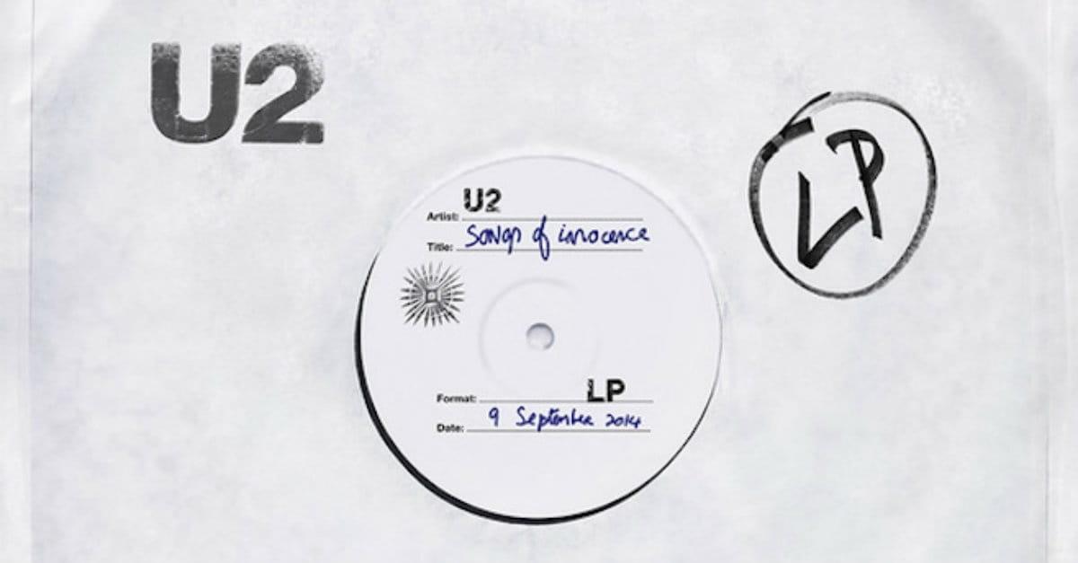 Bono Returns to Basics in <i>Songs of Innocence</i>