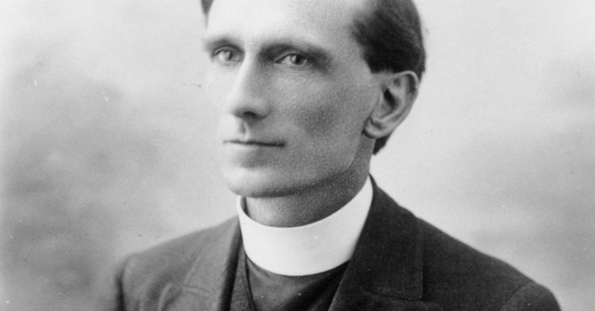 10 Things You Never Knew about Oswald Chambers