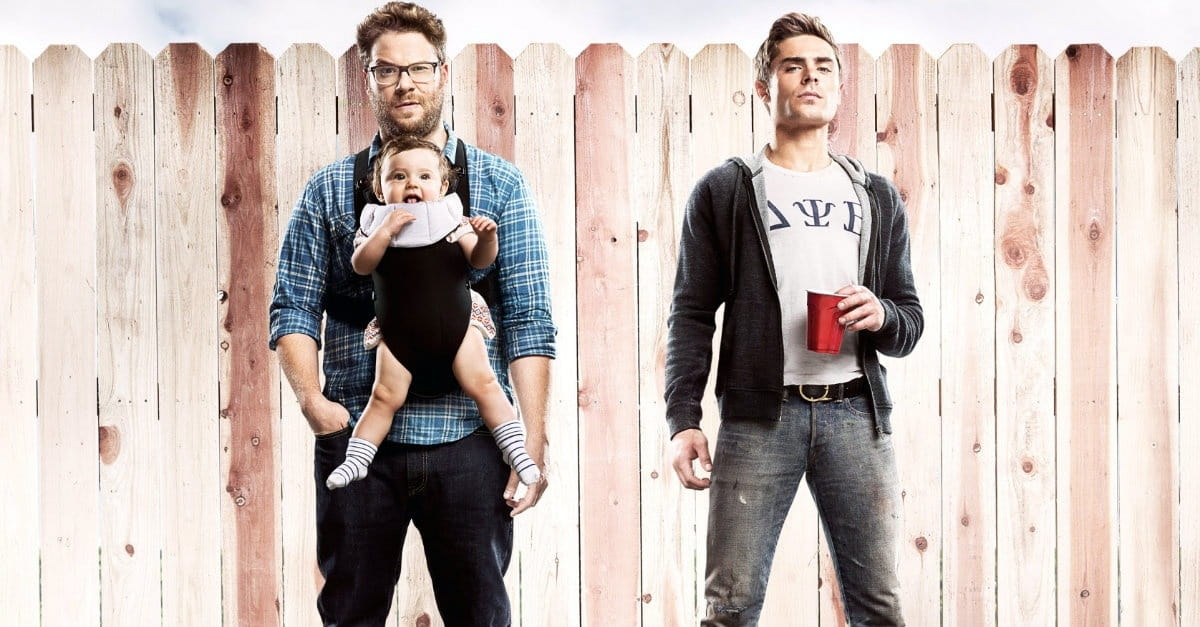 <i>Neighbors</i> Deftly Duplicates Apatow's 'Conservatively Crass' Formula