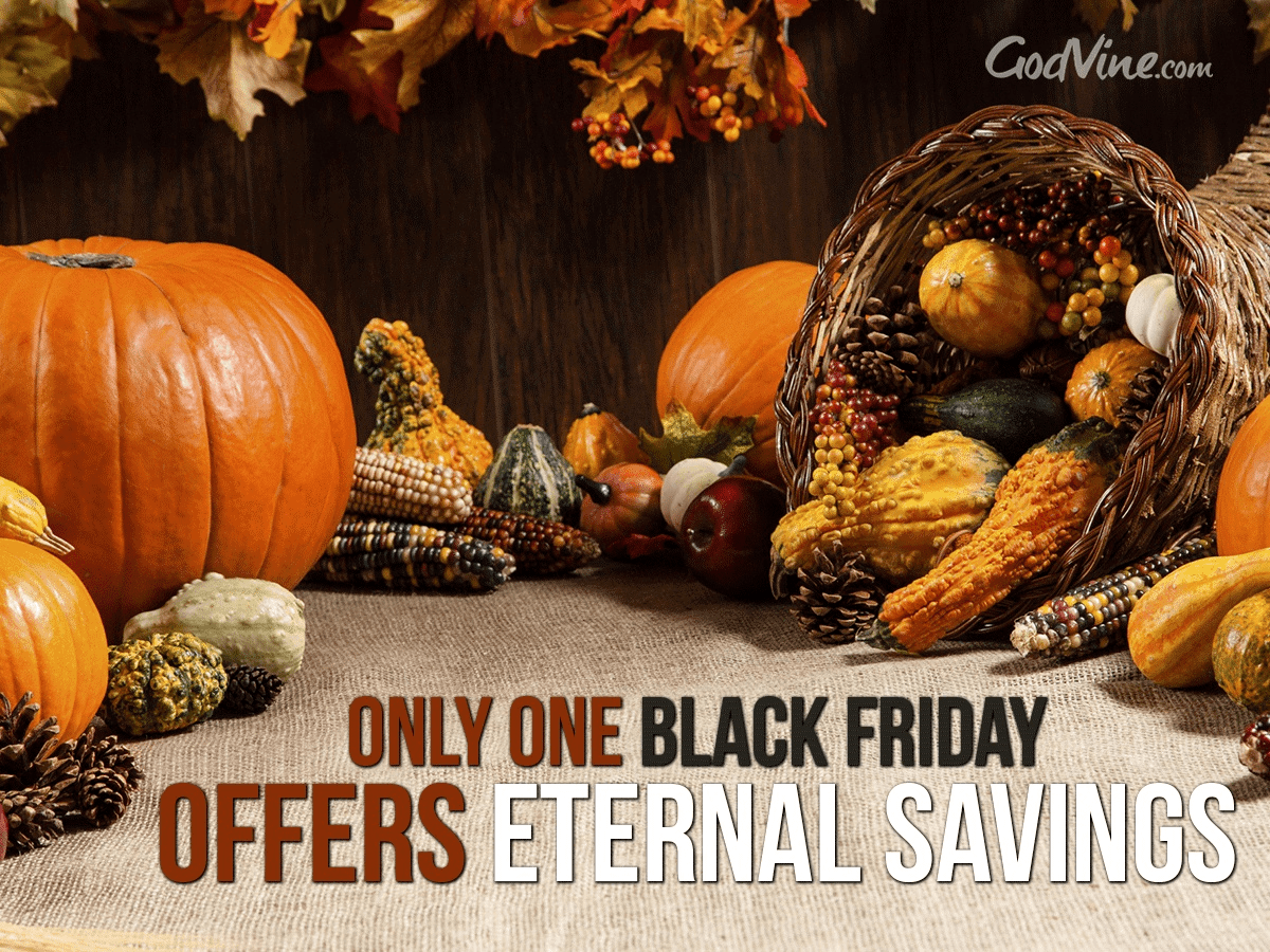 Black Friday: Eternal Savings