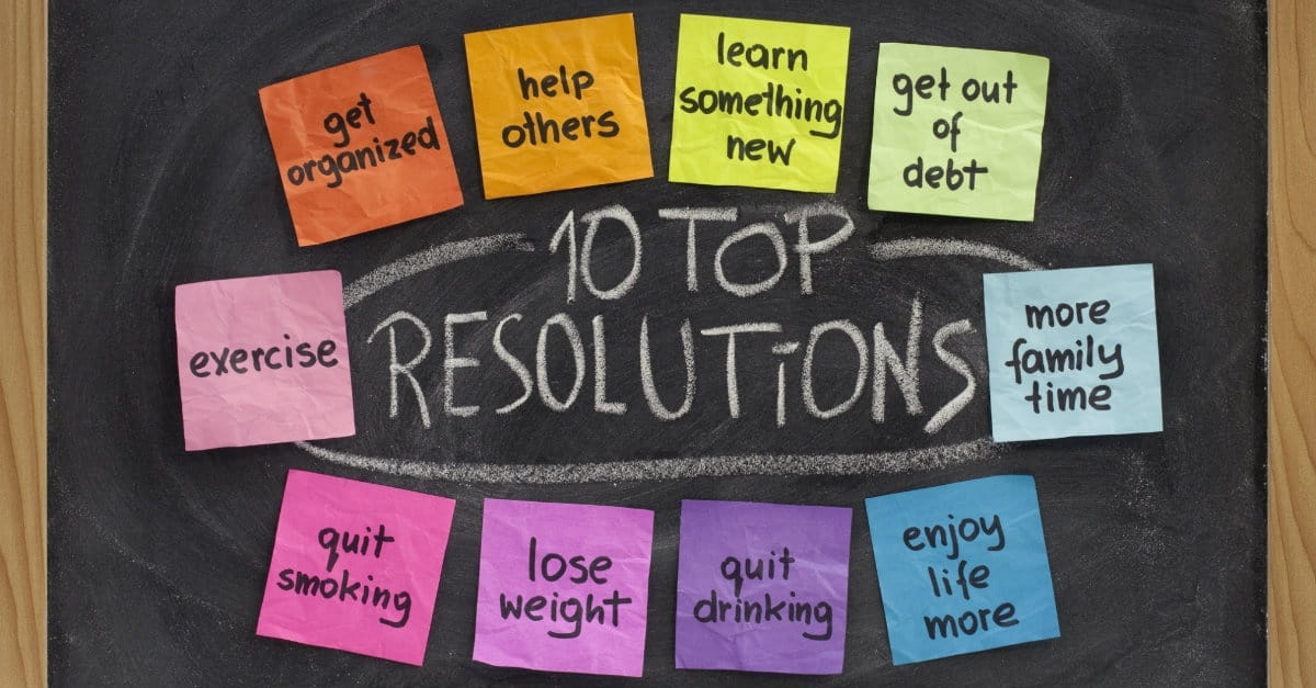 It's Never Too Late to Make a Financial Resolution