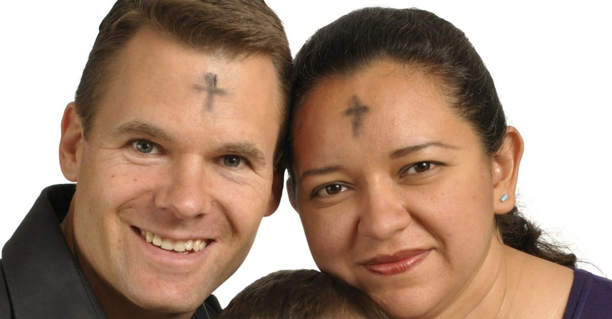 What's Up with Dirty Christian Foreheads on Ash Wednesday?