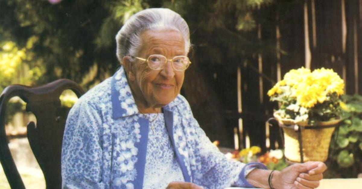 40 Powerful Quotes from Corrie Ten Boom