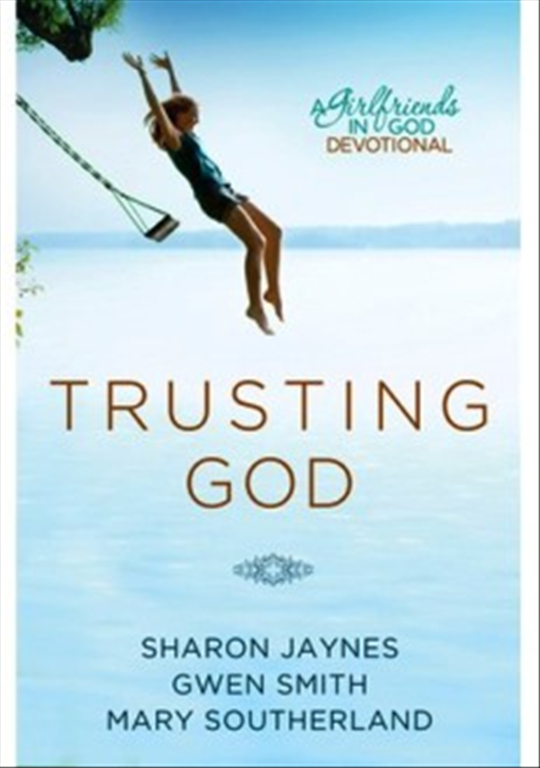 Girlfriends in God devotional book