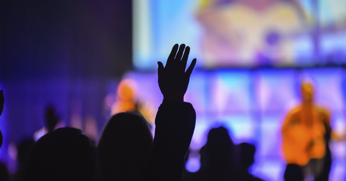 Worship is More than Singing