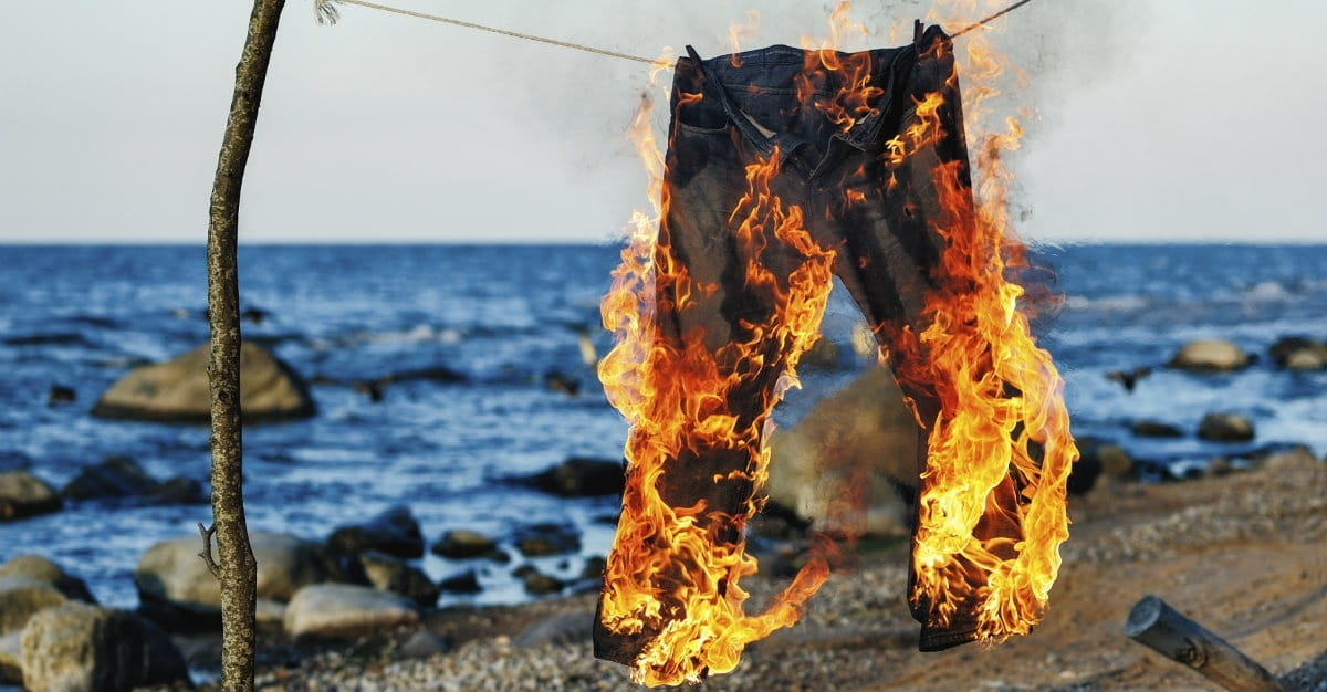 Pants on Fire: Why Do We Tell Such Obvious, Blatant Lies?
