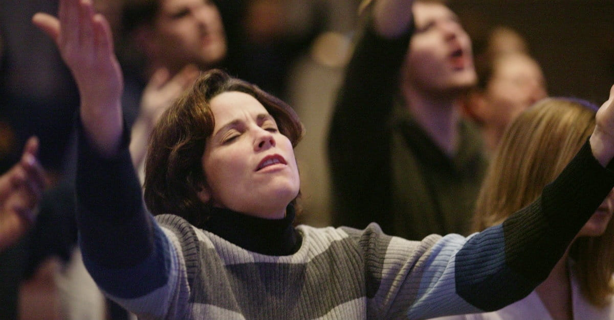 How to Pray in Praise and Worship