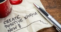 What's the Difference Between Grace and Karma?