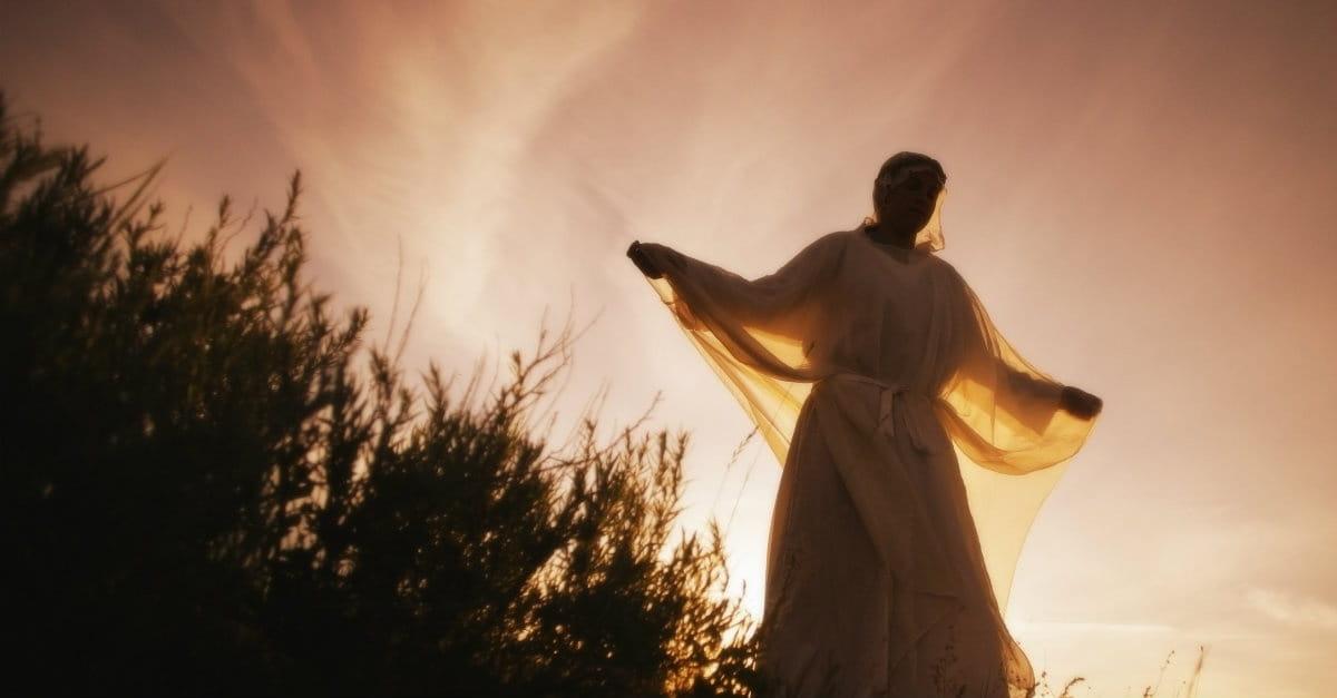 9. Daniel was twice visited by God's archangel.