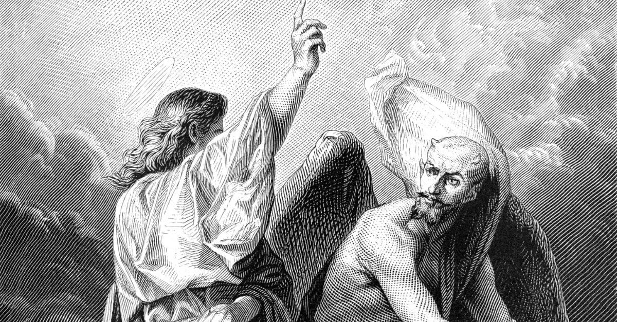 2. Satan: The Evil Deceiver
