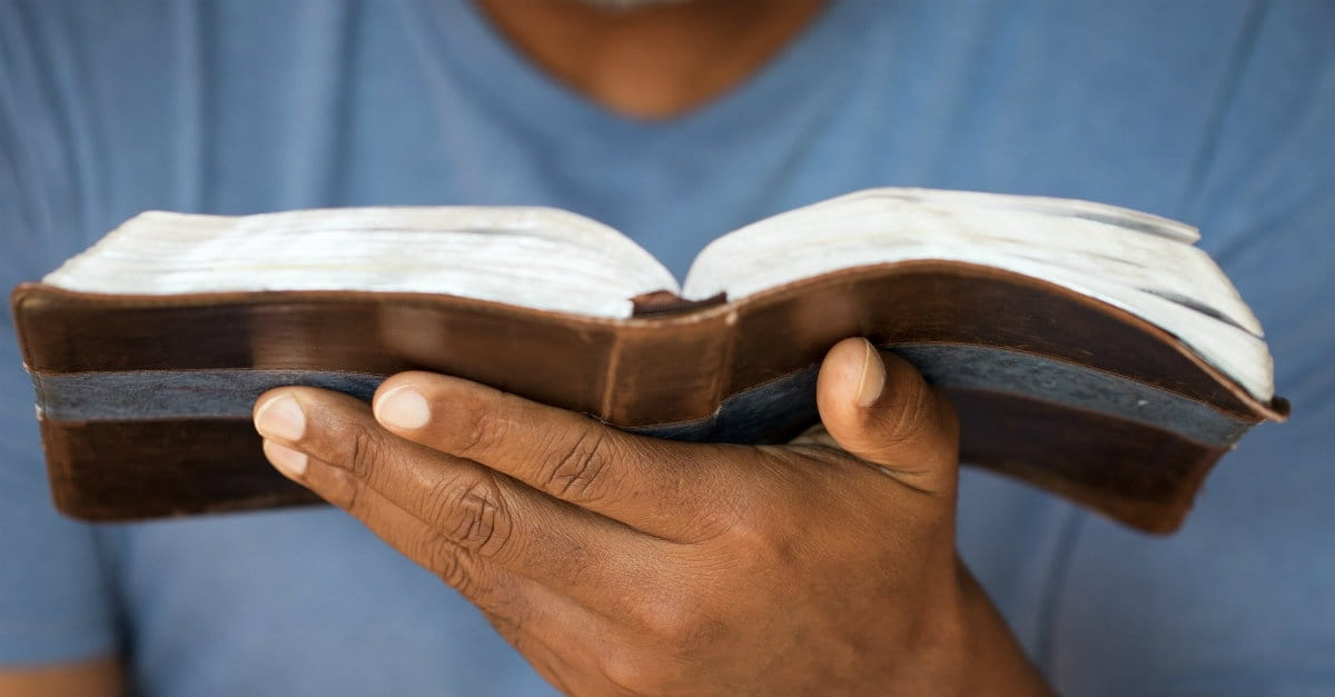 5 Reasons You Desperately Need Your Bible
