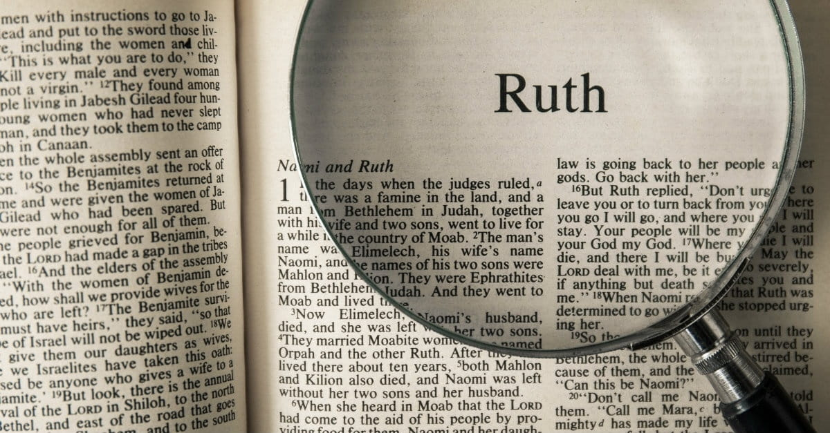 5 Lessons Women Can Learn from Ruth in the Bible