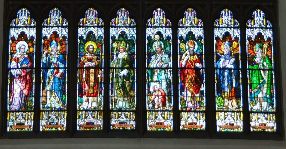 Honoring the Witnesses: All Saints Day