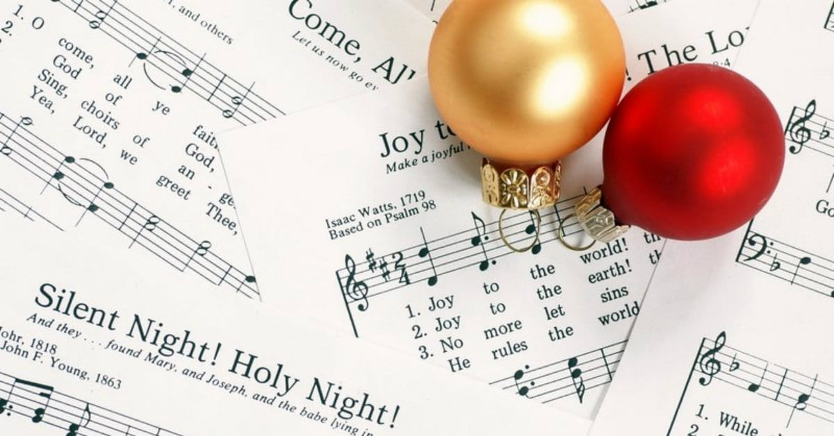 10 Christmas Carols that Tell the Real Story of Christmas