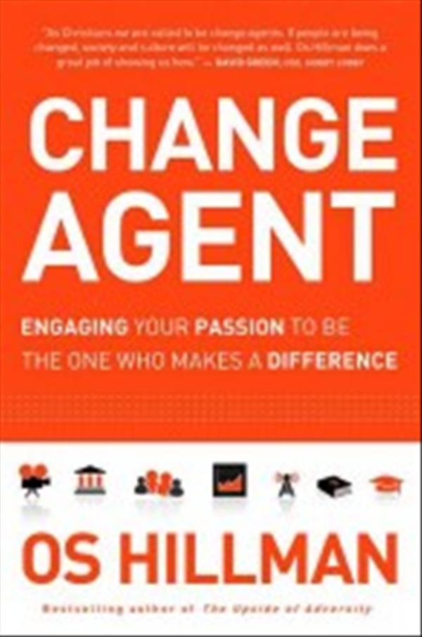 Change Agent Os Hillman