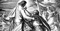 4. Simon Peter: The Brave Defender
