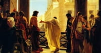 5. Pontius Pilate: The Reluctant Judge