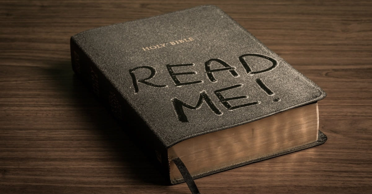 Eight Surprising Reasons Young People >> 8 Reasons We Don T Read The Bible Bible Study