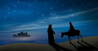 2. Tell the story of the 1st Christmas