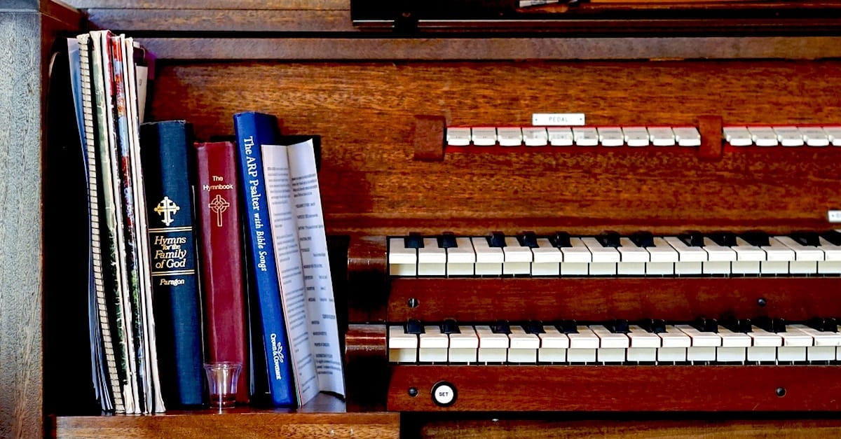 10 Classic Hymns You Might Remember and Why They're Important