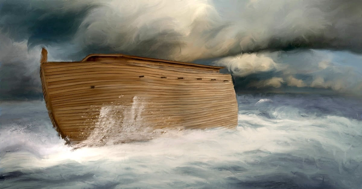 3. Remember the story of Noah.