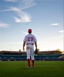 How Beleaguered Baseball Players Find Inner Peace