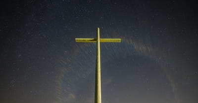 """8. """"The Old Rugged Cross"""" - a reminder of the power of the atonement."""