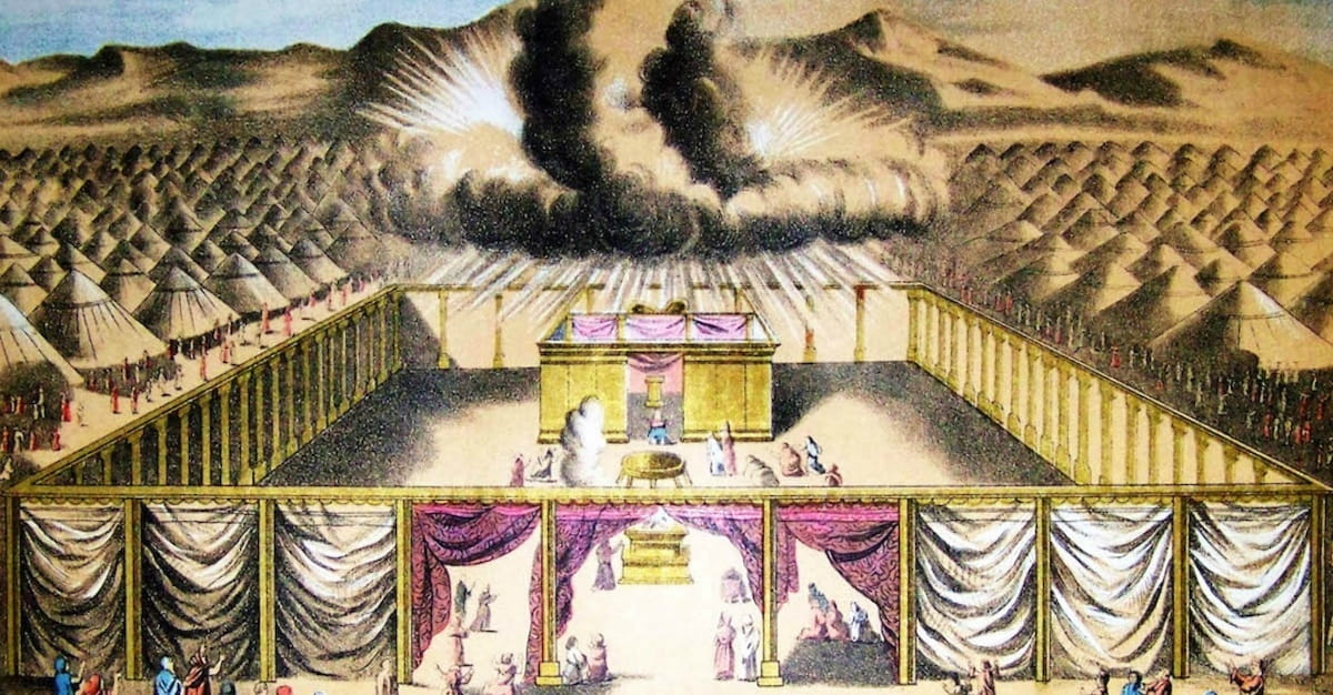 Ever Wonder Why God Had Such a Specific Design for His Tabernacle?