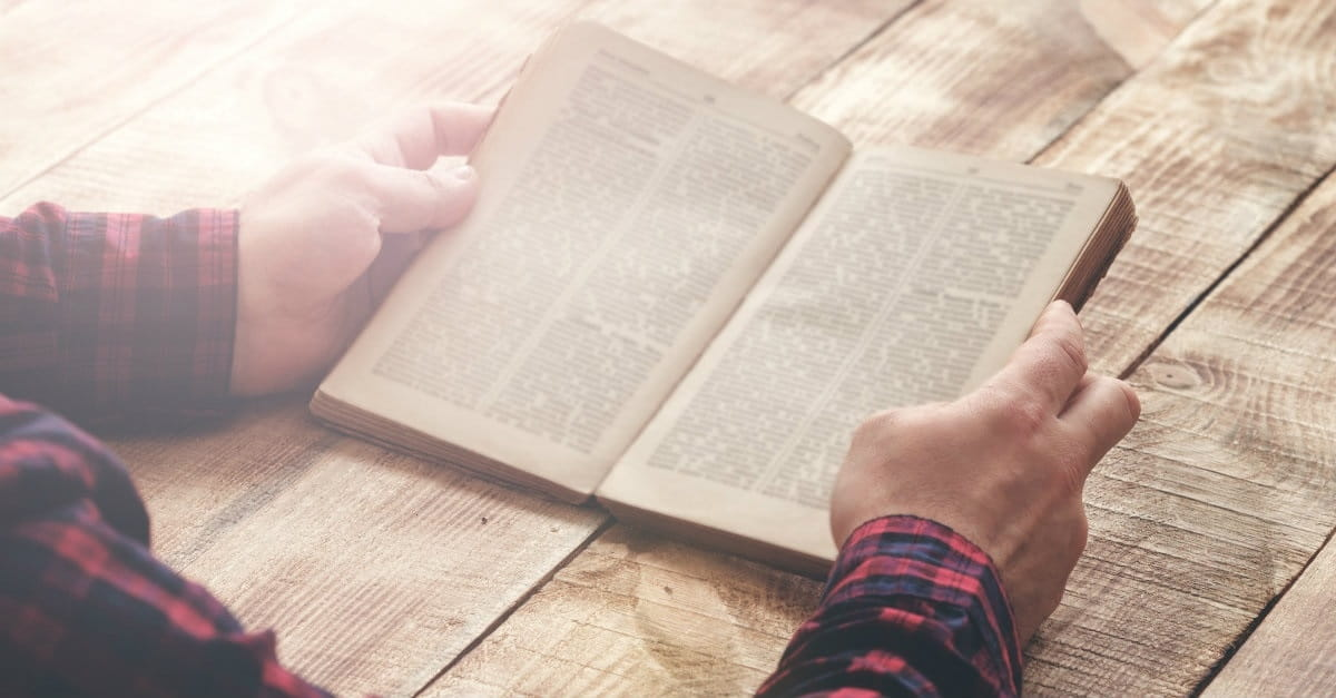 Reading the Bible in 2019 - The One New Year's Resolution That Will Improve Your Whole Life