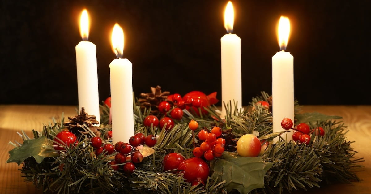 advent wreath candles meaning history tradition. Black Bedroom Furniture Sets. Home Design Ideas